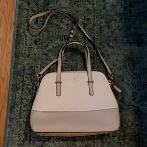Kate Spade Maise purse in Linen
